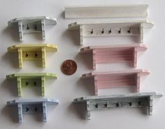 Jemjoop - miniature shelves
