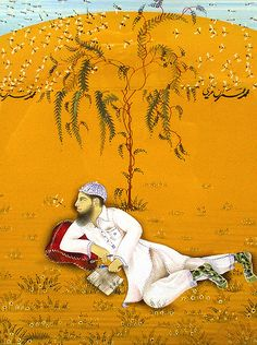 "Blog - Imran Qureshi is Deutsche Bank's ""Artist of the Year 2013"""
