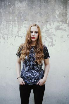Paisley All Over Shirt von Like Life Clothing auf DaWanda.com