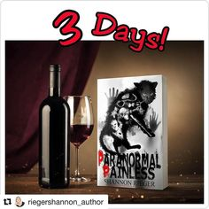 I am so so excited!!! Repost @riegershannon_author  Paranormal Painless launches this weekend. Let the countdown begin!  3 2 1!  Bewildered by an unexpected peculiar package and disturbed by its accompanying antagonistic spirits English teacher Christian Moore is shaken from his carefully crafted cocooned existence and catapulted into the shocking reality of an unpredictable haunted and sometimes evil world.  With his own safety and sanity at stake he must learn to embrace the paranormal…