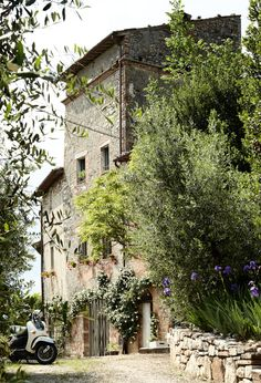 country home, rustic, Provence