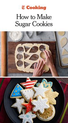 Basic, but never boring, the tender, buttery sugar cookie has an invitation to almost any celebration. This classic rendition can be a blank canvas for festive shapes and designs, or a vessel for bold flavors. Master it, and almond-flecked linzers, spicy ginger-molasses rounds or sweet, salty chocolate-hazelnut sablés are all at hand. We'll teach you how to make these treats, and decorate them with royal icing, sprinkles, or anything your heart desires. (Photos: Karsten Moran for NYT)