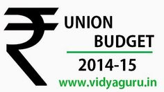 The Union Budget of India, referred to as the Annual Financial Statement presented each year on the last working day of February by the Finance Minister of India in Parliament. The budget, which is presented by means of the Financial Bill and the Appropriation bill has to be passed by the House before it can come into effect on April 1, the start of India's financial year. For more: http://www.vidyaguru.in/g-k-updates/union-budget-2014/