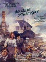 """""""Mi tío de América"""" (1980) Última película de ALAIN RESNAIS"""