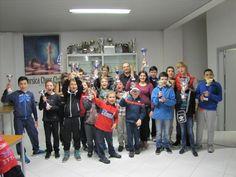 Beau succès du tournoi de Noël Corse-Frêt avec 120 participants !