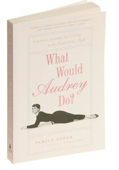 What Would Audrey Do? Book from ModCloth on Catalog Spree