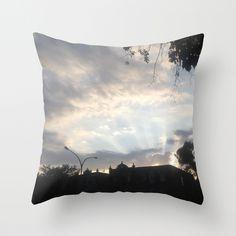 Apartment Hunting God Throw Pillow