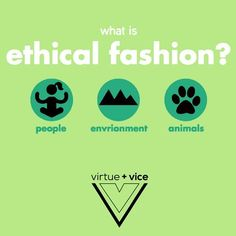 What is ethical fashion? With all the greenwashing out there, we thought we should help clear things up. What it is, and what it isn't, this week in our blog! Link in our bio!  💚💚💚  #green #greenwashing #ethical #ethicalfashion #crueltyfree #crueltyfreeliving #ecofriendly #fairtrade #livingwage #qualityoverquantity #30wears #ecochic