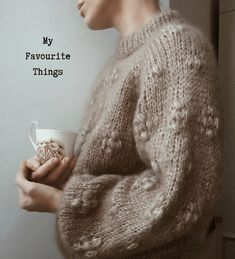 Pretty Sweater Patterns to knit yourself. Sweater Patterns, Knitting Patterns, Minimal Photography, Mohair Sweater, Casual Sweaters, Crochet Ideas, Yarns, Hooks, Knit Crochet