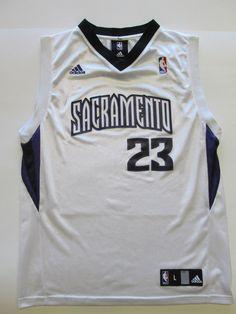 NBA Sacramento Kings Kevin Martin  23 Jersey by Adidas size L (14-16)   adidas  SacramentoKings 1a54879ed