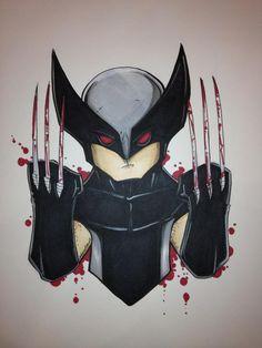 Wolverine by uminga