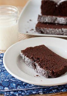 Everyday Chocolate Loaf Cake by Smells Like Home, via Flickr