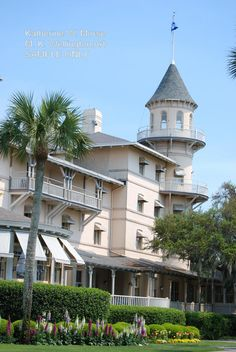 Jekyll Island, GA - The Millionaire's Club ( now a hotel)
