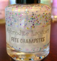 Aphrodite Lacquers Fete Champetre...i want this!!