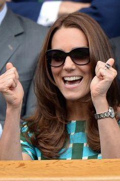 Catherine Duchess of Cambridge Wimbledon Patron (Vogue.co.uk)
