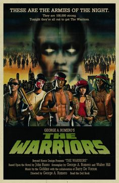 The Warriors / Dawn of the Dead (FAKE)
