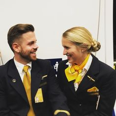 From airmates_ http://bit.ly/2xuEOb9 Good morning Happy Friday #friyay #weekend #goodmorning #tgif #laugh #love #happy #flightattendants #crewlove #cabincrew #crewlife #lufthansacrew #flightattendantlife #travel #aviation #airliners #pilot #layover #airplane #airhostess #flying #stewardesslife #airlinescrew #plane #crewfie #aircraft