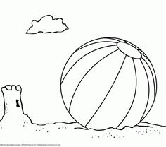 Marvelous Image of Sand Castle Coloring Page . Sand Castle Coloring Page Coloring Pages Of Beach Balls Refrence Beach Ball And Sand Castle Inside Out Coloring Pages, Candy Coloring Pages, Beach Coloring Pages, Football Coloring Pages, Kids Printable Coloring Pages, Disney Coloring Pages, Animal Coloring Pages, Free Coloring Pages, Coloring For Kids