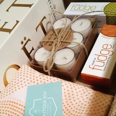 Boutique gift hamper. #theboutiquebox #gifts #gifthamper