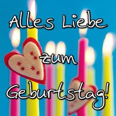 I wish you a star guarding you, a laugh that is you - Geburtstags - Birthday