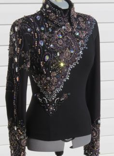 This Jacket is just loaded with details, many hours of hand sewing, beautiful beaded Lace   2e Designs email .... twey22@yahoo.com      Beads, glass pearls, crystals, Large sew on Crystals, 20ss, 20ss, 42ss Swarovski and nailheads