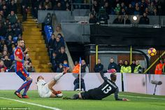 But Swedish striker Ibrahimovic managed to fire the ball past Hennessey to secure three points for Mourinho's side