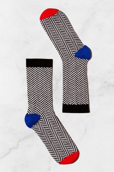 Cool socks, great cause. For every pair of socks you buy Tack Socks donate a pair to one of their charity partners, who make sure they reach the homeless or others in need.