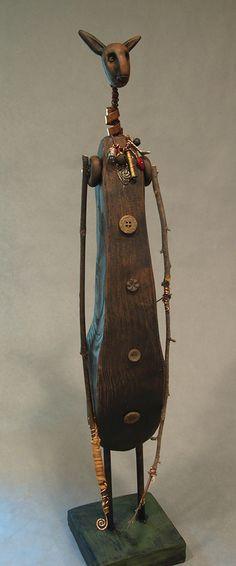 Forgotten Objects - the Art of Chris Bivins