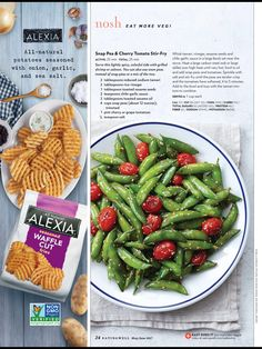 """Get Twisted"" from EatingWell, May/June 2017. Read it on the Texture app-unlimited access to 200+ top magazines."