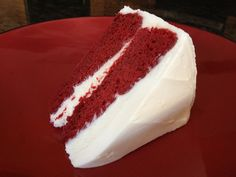 Gluten-Free Red Velvet Cake with Cream Cheese Frosting make Mondays go away. Offered by Roving Gypsy Kitchen, LLC., www.rovinggypsykitchen.com
