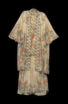 Lounging Pajamas early 20th century The Museum of Fine Arts, Boston