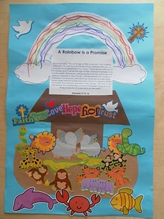 Noah activity - Rockabye Butterfly blog