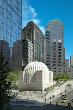 St. Nicholas Greek Orthodox Church / New York (Gallery) - Santiago Calatrava – Architects & Engineers I 2012-