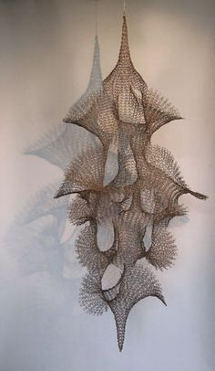 Ruth Asawa, an artist who learned to draw in an internment camp for Japanese-Americans during World War II and later earned renown weaving wire into intricate, flowing, fanciful abstract sculptures, died on Aug. 6, 2013 at her home in San Francisco, where many of her works now dot the cityscape. She was 87.