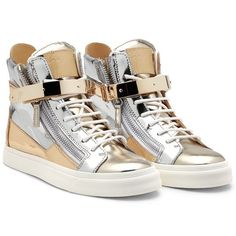 giuseppe zanotti female sneakers model