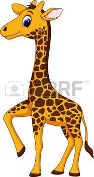 Lindas jirafas para bebs En divertidos colores y muy seguras