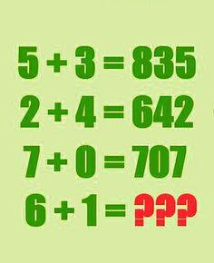 Brainteasers math puzzle for genius
