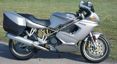 Ducati ST2, rode it once, loved it. I wish they would still make it, it is an awesome do-it-all, from workhorse to SBK for the weekend.