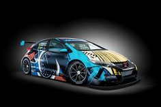 honda-civic-WTCC-art-car-designboom-03