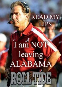 Coach Nick Saban