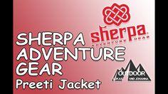 SHERPA ADVENTURE GEAR Preeti Jacket Adventure Gear, Gears, Outdoor Clothing, Jackets, Gear Train