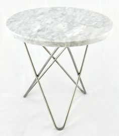 Mini O table sidobord från OX Denmark hos ConfidentLiving.