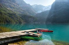 Marko Stavric's photo of British Columbia's Lake O'Hara