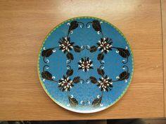 PATERKA TALERZ CLOISONNE Decorative Plates, Tableware, Dinnerware, Tablewares, Dishes, Place Settings