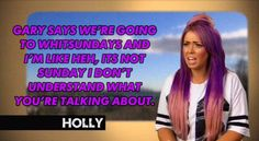 Geordie Shore Best Sayings - Beste Spruche Ideen Geordie Shore Quotes, Ever Quote, Best Quotes, Funny Quotes, Mtv Shows, Film Music Books, Dont Understand, Favorite Tv Shows