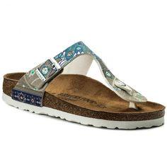 Flip flop BIRKENSTOCK - Gizeh Bs 1009807 Ancient Mosaic Taupe