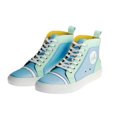 Serfan Special Sneaker Women Blue High Tops, High Top Sneakers, Blue, Shoes, Women, Style, Fashion, Men Sneakers, Sporty