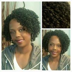 Crochet Braids by Creative Crochet Braids. Freetress Equal – Urban Soft Dread San Diego, CA. www. Crochet Braids Marley Hair, Crochet Braid Styles, Crochet Braids Hairstyles, Crochet Hair, Kanekalon Crochet Braids, Marley Crochet, Crotchet Styles, Soft Dreads, San Diego
