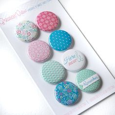 Here & Now Badges