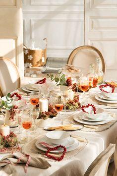 Mejores 42 Imagenes De Mesas De Navidad En Pinterest En 2018 - Mesas-de-navidad-decoradas